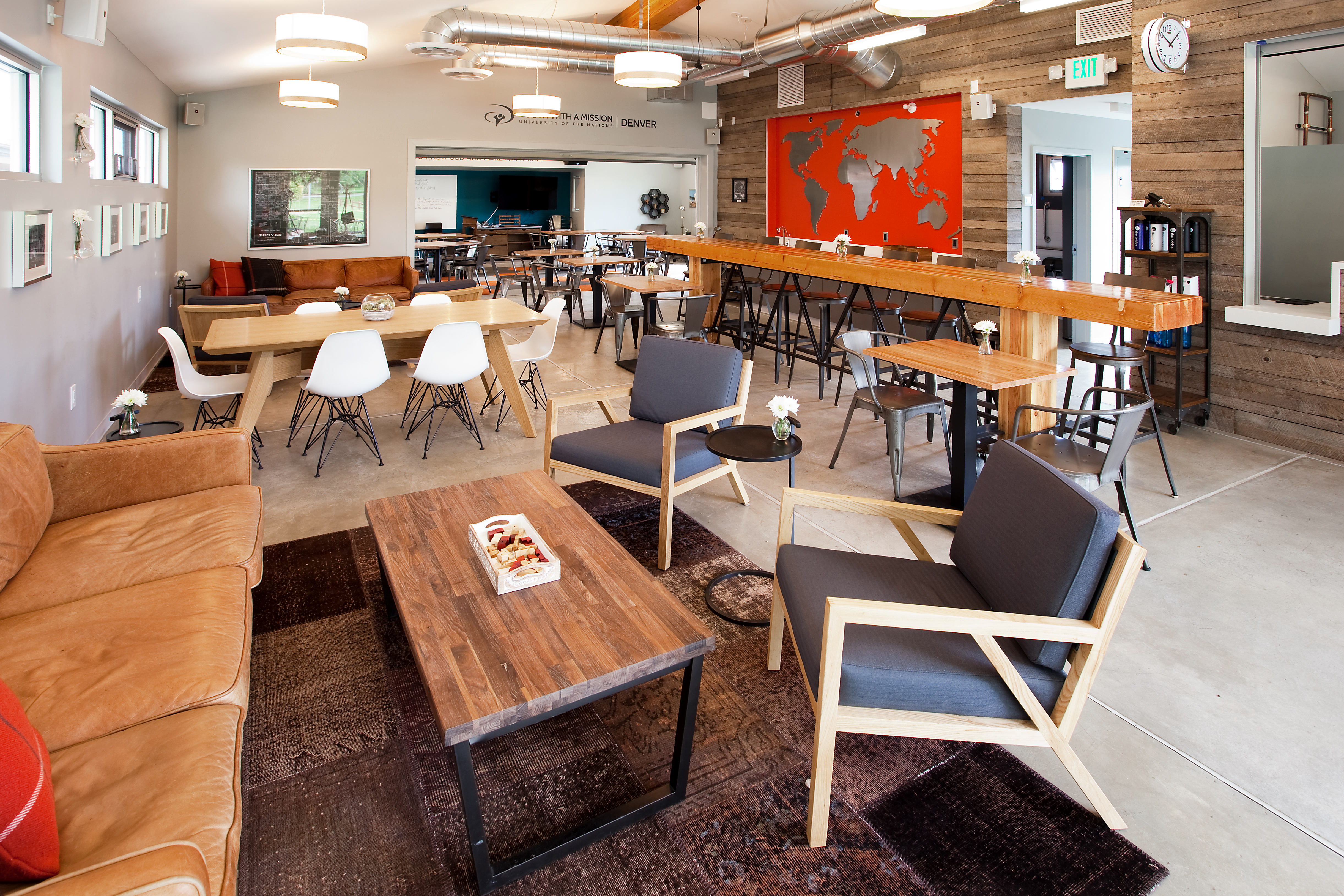 Youth With A Mission (YWAM) Cafe and Lounge